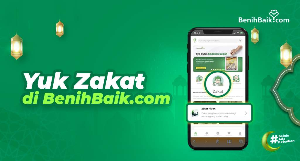 Zakat BenihBaik.com