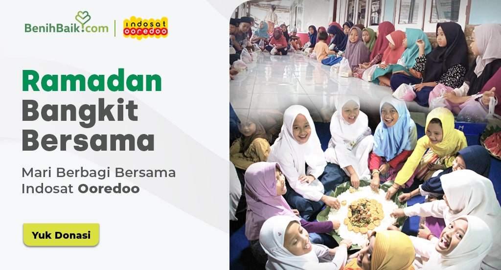 Ramadan Bangkit Bersama Indosat Ooredoo