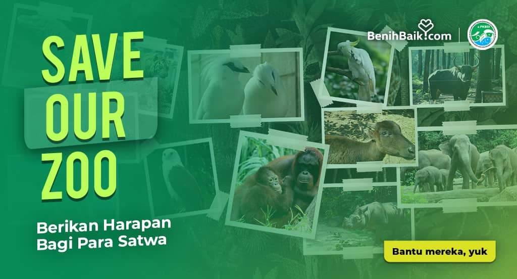 Save Our Zoo PKBSI