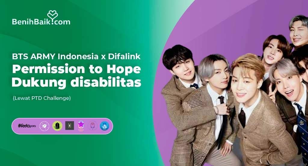 BTS Army Difalink