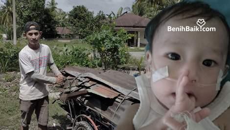 Ayah Pemulung Barang Bekas Berjuang untuk Akhtar Sembuh dari Jantung Bocor