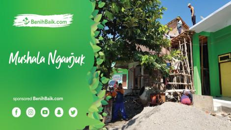 Wujudkan Mushala Untuk Yayasan Pendidikan Dan Sosial Khodijah Nganjuk