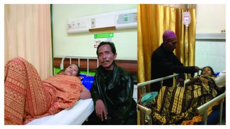 Dua Tahun Sakmah Bergelut Lawan Kanker Payudara