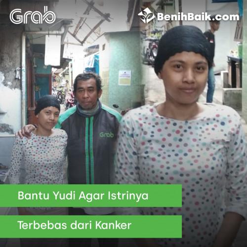 Bantu Yudi Agar Istrinya Terbebas Dari Kanker - BenihBaik.com
