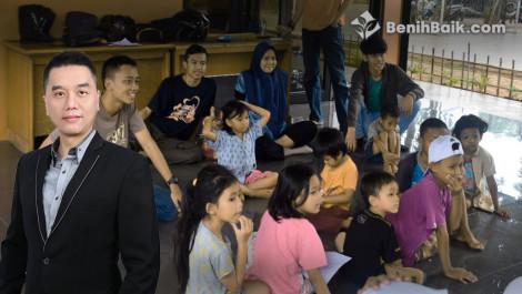 Tommy Wong: Dulu Hidup Di Jalanan, Sekarang Bantu Anak Jalanan