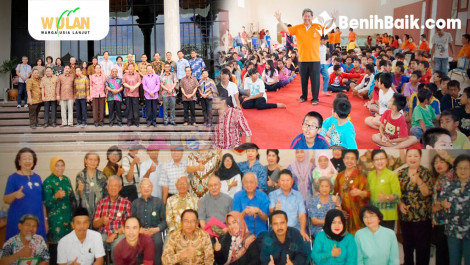 Yayasan Dharma Wulan Melawan Covid-19