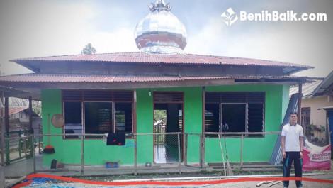 Renovasi Masjid Al-irsyad Toba Samosir