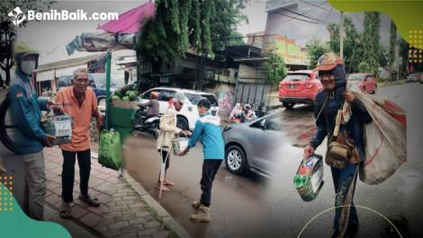 """Komunitas Icikiwir Bagikan 10.000 Paket """"Bingkisan Cinta"""""""