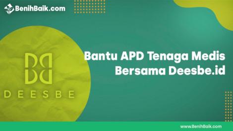 Deesbe.id Galang Dana Untuk Apd Tenaga Medis Di Bali