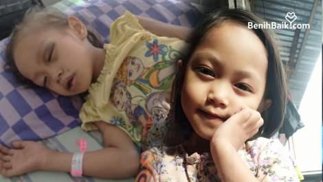 Nayla Berjuang Sembuh Dari Kanker Leukimia Dan Limfoma