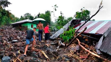 Peduli Korban Banjir Bandang Flores Timur, Lembata-NTT dan Sekitarnya