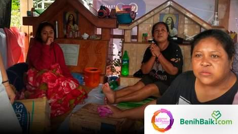 Womanpreneur Community Peduli Bencana di Nusa Tenggara Timur