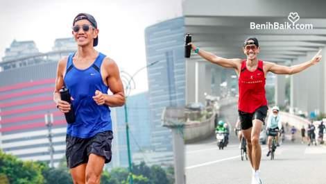 Lari 50 Km untuk 50 Kaki Palsu