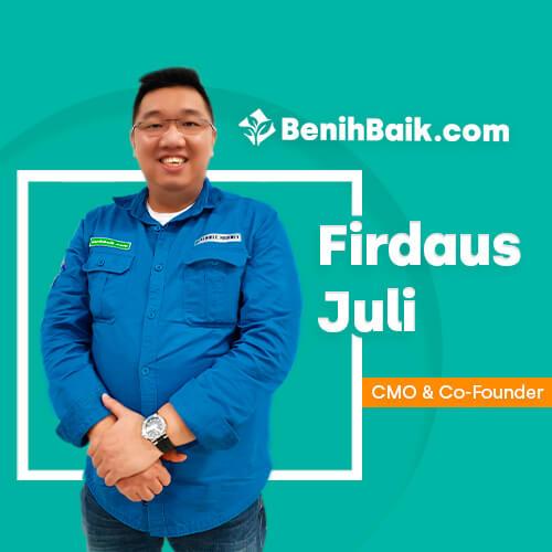 1 Tahun BenihBaik.com