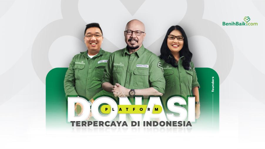 BenihBaik sebagai Platform Donasi Terpercaya di Indonesia