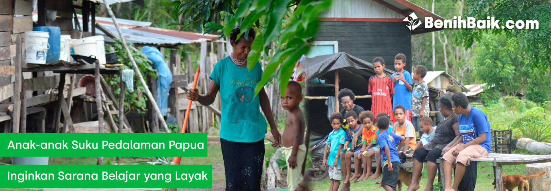 Pendidikan untuk Anak-Anak Papua