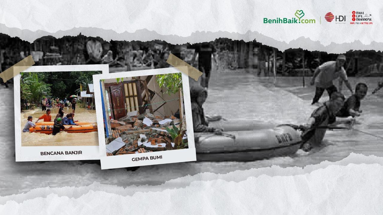 Rp1,5 Miliar Didonasikan PT HDI untuk Banjir Kalimantan Selatan
